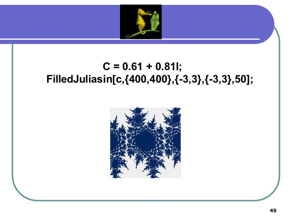 FilledJuliasin[c,{400,400},{-3,3},{-3,3},50];